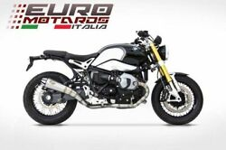 For Bmw Rninet R-nine T Zard Exhaust Limited Edition Full Titanium System