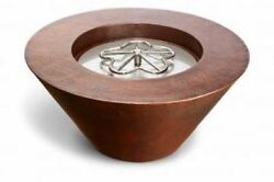Mesa Remote Electronic Ignition 120 Vac Copper Fire Bowl - Ng