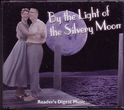 Readers Digest By Light Silvery Moon 4cd Classic Pop Burl Ives Four Aces Ames Br