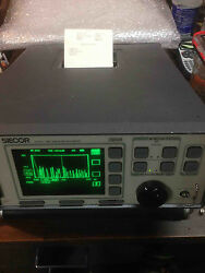 2001hr-p Siecor / Corning Tdm Optical Time Domain Reflectometer With Printer