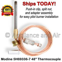 Modine Hot Dawg Heater 5h69336-7 5h0693360007 Thermocouple, Ships Today