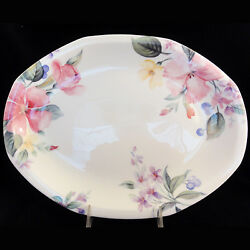 Country Walk Platter Oval 13.5 Royal Doulton China New Never Used Oven Proof