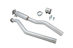 Megan Exhaust Middle Mid Pipe Midpipe For 02-05 Honda Civic Si 3dr Ep3 K20a3