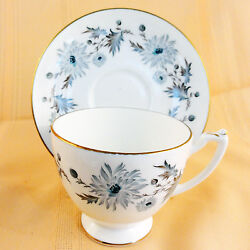 My Fair Lady Coalport Cup And Saucer New Never Used Made In England Bone China