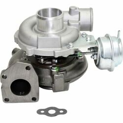 New Turbocharger For