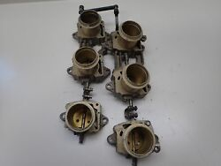 Evinrude Johnson 200-250 Hp 1999-2000 Upper And Lower Throttle Body 439354 439355