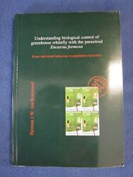 Encarsia Formosa..Control of Greenhouse Whitefly 243 Page TEXT BOOK SEE BELOW