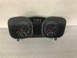 2013 Malibu Speedometer Instument Cluster With Color Graphic Kph New Oem 1607