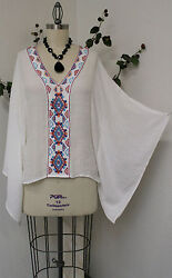 Must Have Summer Cool Designer Poncho Tunic Top Hip Hop BohemianHigh Fashion
