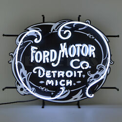 Wholesale Lot Of 6 Neon Sign Cars Chevy Chevrolet Ford Chrysler Cadillac Texaco