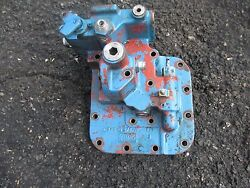 1974 Ford 8600 Farm Diesel Tractor Hydraulic Filter Valve Housing Free Shipping