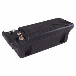 Universial Dodge Ford Chevy Titan 60 Gal In-bed Fuel Tank W Electronic Transfer