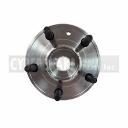 Rear Bearing And Hub Assembly Fits 05-07 Ford Five Hundred