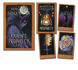 Ravenand039s Prophecy Tarot Deck Cards And Book Kit Wiccan Pagan Metaphysical