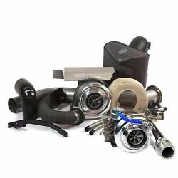 FITS 07.5-12 ONLY DODGE RAM DIESEL INDUSTRIAL  INJECTION RACE COMPOUND KIT..