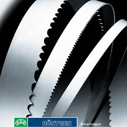 Roentgen M42 Band Saw Blade For Amada Ha 400 15and039x1-1/2x0.05 3/4tpi Germany