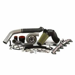 Fits 10-12 Only Dodge Diesel Industrial S464 Turbo Kit With 1.10 Turbine A/r..