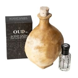 Aged Hindi Asaam Oudh Pure Oud Scent IN GIFT Bag & Box natural agarwood Oud