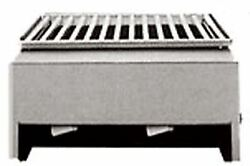 Lazy Man A-series Propane Gas Built-in Barbecue Grill With Two Burners