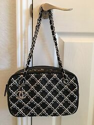 $3500 Authentic Chanel Classic Camera Bag Patent Leather