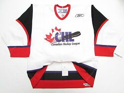 Chl Top Prospects Game Authentic White Pro Reebok Hockey Jersey Size 54
