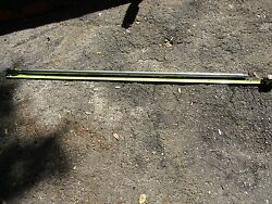 1976 1370 Case Diesel Farm Tractor Long Transmission Shaft 71'' Free Shipping