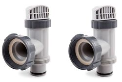 Intex 10747 Large Pool Plunger Valve Assembly
