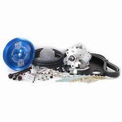 Fits 11-16 Ford 6.7l Diesel Hands Dual High Pressure Fuel Kit Blue Pulley.