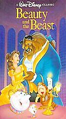 Beauty and the Beast (VHS 1992)