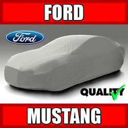 FORD MUSTANG CAR COVER ☑️ Custom Fit ☑️ Waterproof ☑️ Premium Quality ☑️ Best $59.99