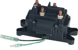 100 New Atv Winch Solenoid Relay Switch For Warn 2000, 2500, 3000, 4000 Lb