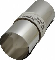 Shim Stock .025 Stainless Steel 6x100