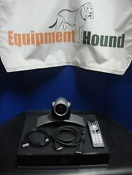 Polycom Hdx9000 Series 9004 Multipoint Video Conference System Camera Remote
