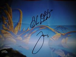 Keys To Ascension Yes 2 Cd Signed Chris Squire Jon Anderson Alan White Ac