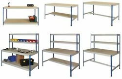 Packing Workbench Workstation Bench Benches For Garages