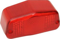 Emgo 62-21530 Replacement Lens For Lucas-style Taillight