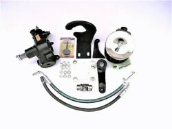 41 42 46 47 48 Ford Car Power Steering Conversion Kit New