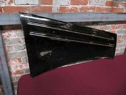 Vintage Mercedes-benz 170s Right Hood Side Panel W136 1949 - 1952