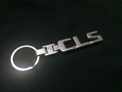 For Mercedes Benz Cls Cls400 Metal Car Keychain Keyring Key Chain Chains Ring