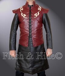 Game Of Thrones Peter Dinklage Tyrion Lannister Two Piece Costume Vest And Coat