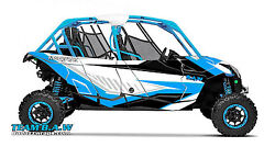 Can Am Maverick Mac 4 Mxvec 018 Design Decal Graphic Kit Wraps Decals Off Road