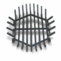 Stainless Steel Round Fire Pit Grate - 38 Diameter