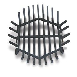 Stainless Steel Round Fire Pit Grate - 36 Diameter