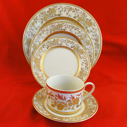 English Manor L5520 Mikasa 5 Piece Place Setting New Never Used Made In Japan