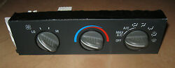 Chevy GMC Van Heater AC Climate Control Astro Express