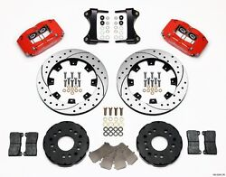 Wilwood Dynapro Radial Front Big Brake Kitfits Mitsubishi Eclipse4 Piston Cali