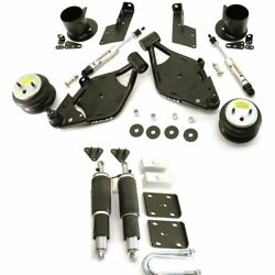 Ridetech Air Suspension System,fits 1964 - 1969 Lincoln,continental,strong Arms