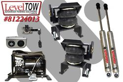 Level Tow Advanced Towing Solutionsby Ridetech Fits 2009-2014 Ford F150 4wd
