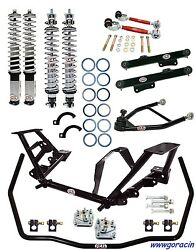 QA1 Drag Racing Level 2 Complete Suspension Kit - Fits 1994-1995 Ford Mustang  *