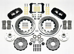 1997-2004 Ford F-150 Wilwood W6a Truck Front Big Brake Kit,includes Brake Lines